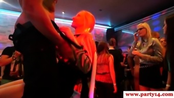 Real euros titty and pussyfucking at a party