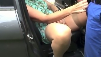 We used to have car sex more than once and she likes sex from behind