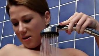 Great Milf in Shower