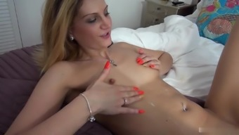 Eva Johnson is feeling frisky while her husband is away