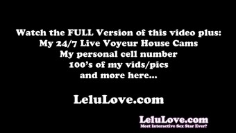 Lelu Love-Selfie Vibrator Masturbating Orgasm In Closet