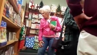 Quick pear shaped granny