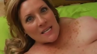 Mature Bbw Has Fun With White Guy  Chubby Pussy