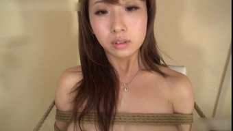 Orgasm of a Japanese woman