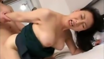 Japanese Mom Pussy
