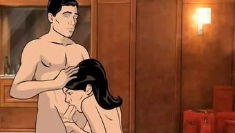 Archer porn video