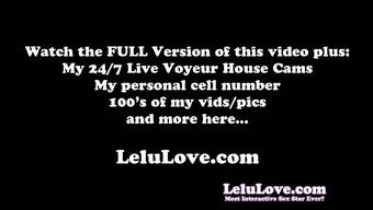 Lelu Love-Secret Fuck Near Oblivious Wife