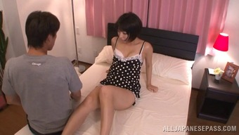 Even in sleep a kinky hairy pussy will respond to an erotic doggystyle screwing