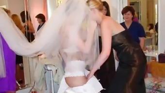 Real Brides Gone Wild!