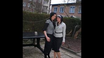 Turkish-arabic-asian hijapp mix photo 19