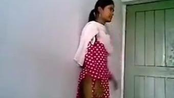 Desi muslim bhaiyya licks ChotiBahen Pussy lip kisses grope