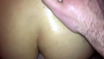 Thai Schlampe Blowjob, Cumshot in Mouth, Anal Compilation