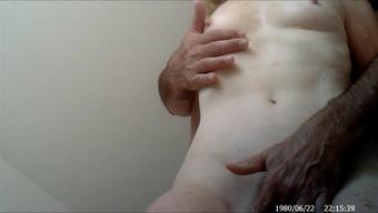 Other Nurse's hidden upskirt from floor (4) pantyless again