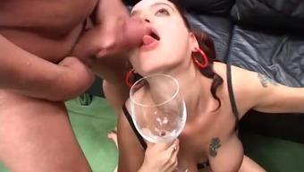 flexi german anal banged