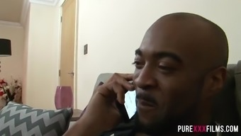 Interracial Blackmailing Stepdaughter
