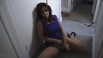 not Mom not son taboo with pantyhose