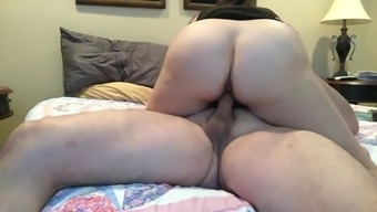 Big Hairy rough rider amateur wife