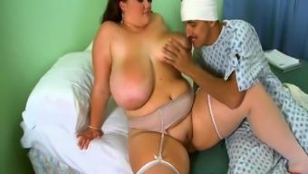 the sexiest nurse ever
