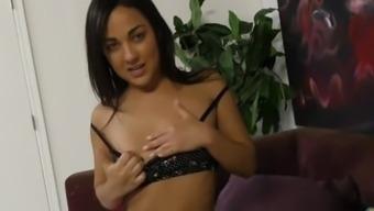Petite Amara Romani Teasing Your Cock