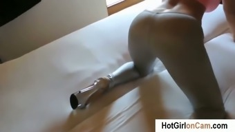 My wife is doing a great job at bringing attention to her hot ass during sex