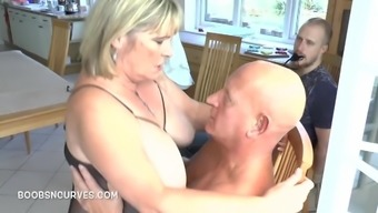 Watching his step brother fuck his wife