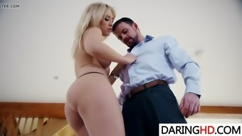 hot wife karlie simon gets drilled