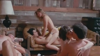 ORGYMIKE: Hot 6 person orgy