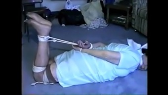Very Old Graany Bondage - 94 Years Old