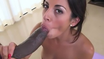 Sofia Rivera Does Yoga With Big Dick