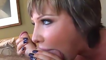 Insatiable cutie Katie St. Ives wants to show off her blowjob skills