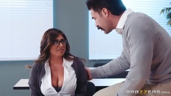 Ella Knox is a busty chick craving to feel a man's penis