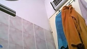Not my sister in law in the shower 5 (hidden cam)