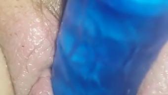 Fucking the wife's wet pussy