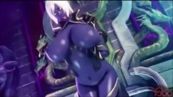 Dark elf sex
