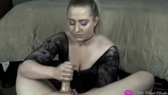 THE TOY - Cumming Inside Ann Summers Extremely Tight Pornhub Stroker 60FPS