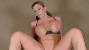 Sara Jay is truly a skilled dick rider and her phat booty is to die for