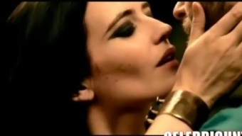 Big Tits Nude Celebrity Milf Eva Green Fucks On Camera