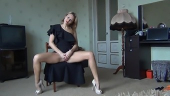 I show you my legs