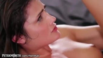 Step Dad Awakens To Teen Daughter Sucking His Thick Cock