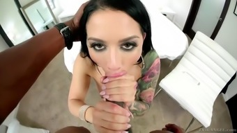 monster black cock makes amazing katrina jade happier than ever