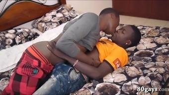 Africans Kevin and Shadrak Bareback