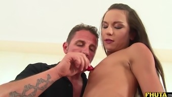 Nataly Gold Gets Anal Fucked And Fisted