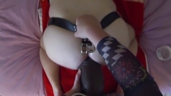 Mistress pov 16 bad dragon pearce xl strapon fucking