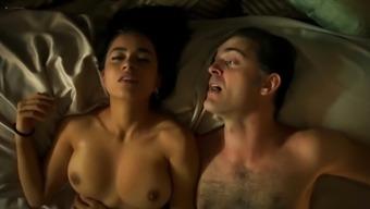 Paulina gaitan sex &amp nude compilation in diablo guardian tv series