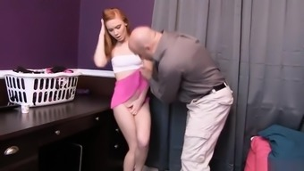 Alex Tanner - Busted After Sneaking In Late