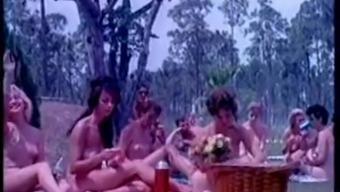 Naked Nudist Women Nude 2