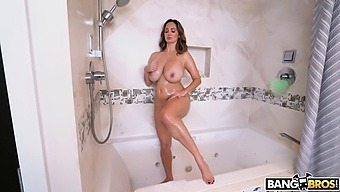 Ava addams erotic shower