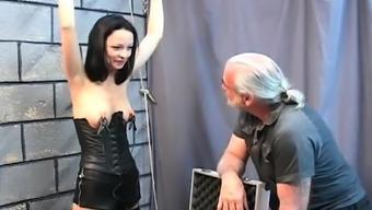 Wonderful girlfriend is sucking her sex-toy