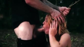 Bondage pussy fisting and classroom punishment Raylin Ann