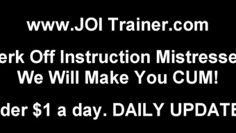 Joi Instruction And Female Domination Porn